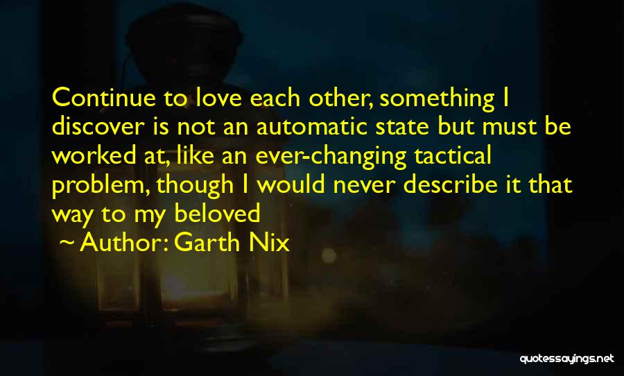 Garth Nix Quotes 1772258