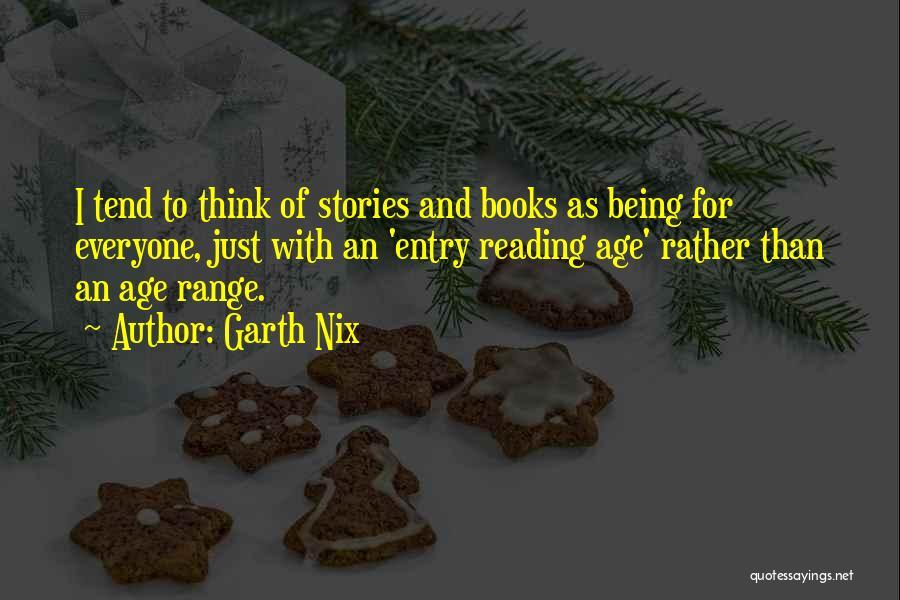 Garth Nix Quotes 1843988
