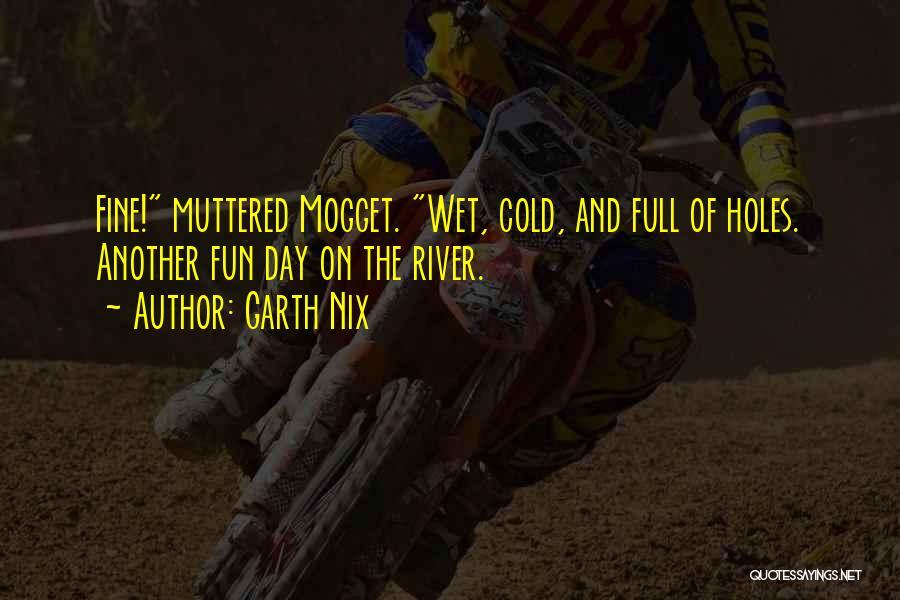 Garth Nix Quotes 1886742