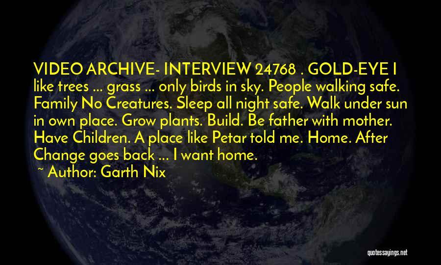 Garth Nix Quotes 1896378