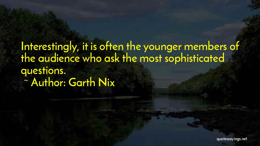 Garth Nix Quotes 1898336