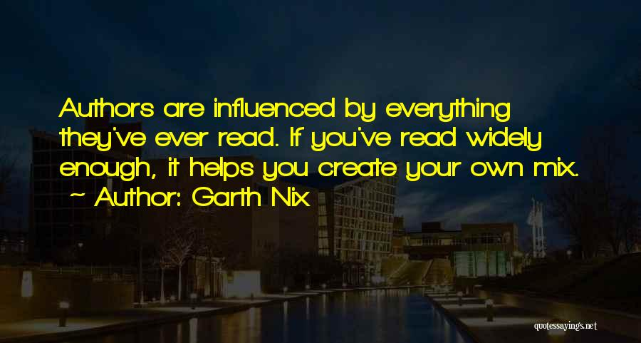 Garth Nix Quotes 1939572