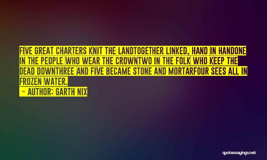 Garth Nix Quotes 194876