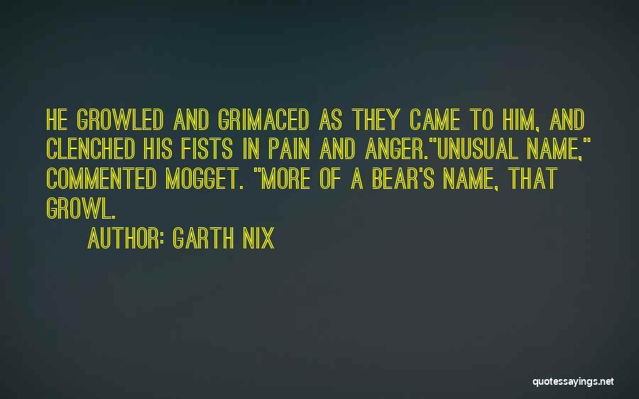 Garth Nix Quotes 220272