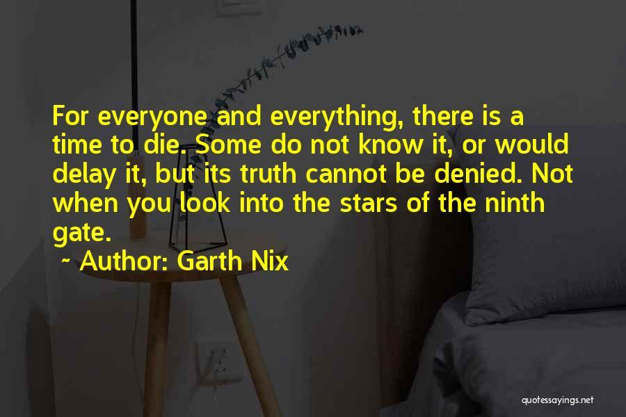 Garth Nix Quotes 235896