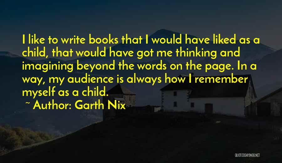 Garth Nix Quotes 237264