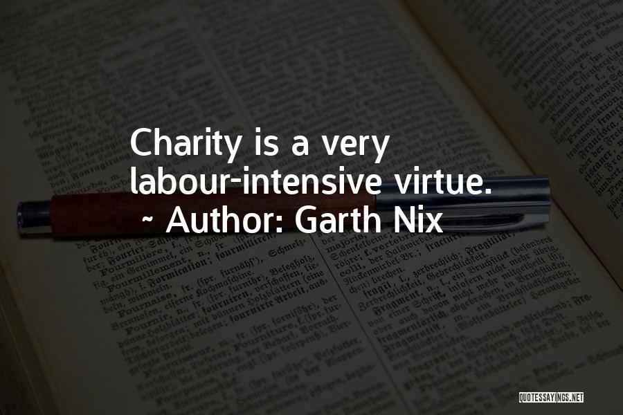 Garth Nix Quotes 343425