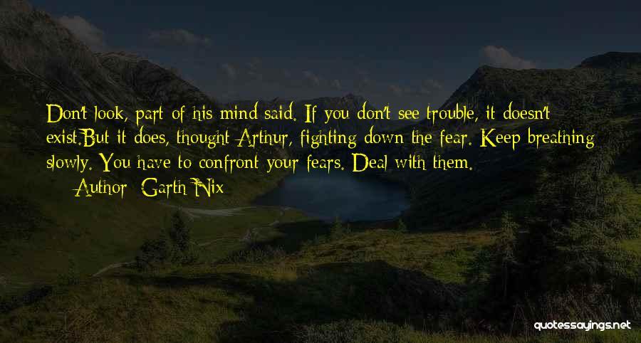 Garth Nix Quotes 352176