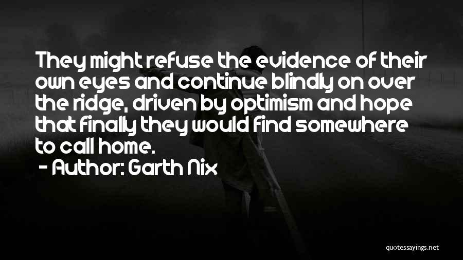 Garth Nix Quotes 393281