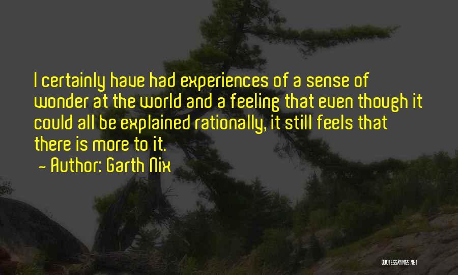 Garth Nix Quotes 481774
