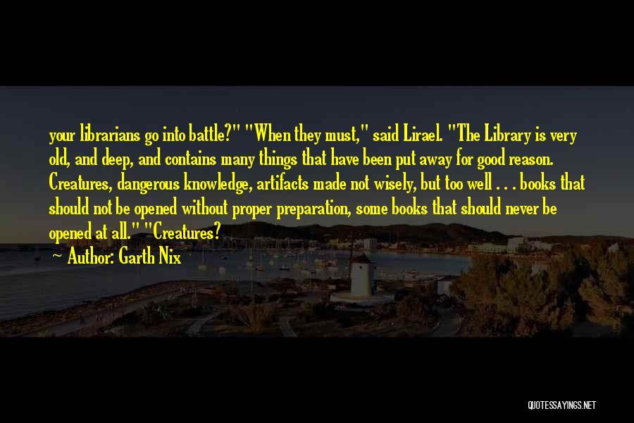 Garth Nix Quotes 574948