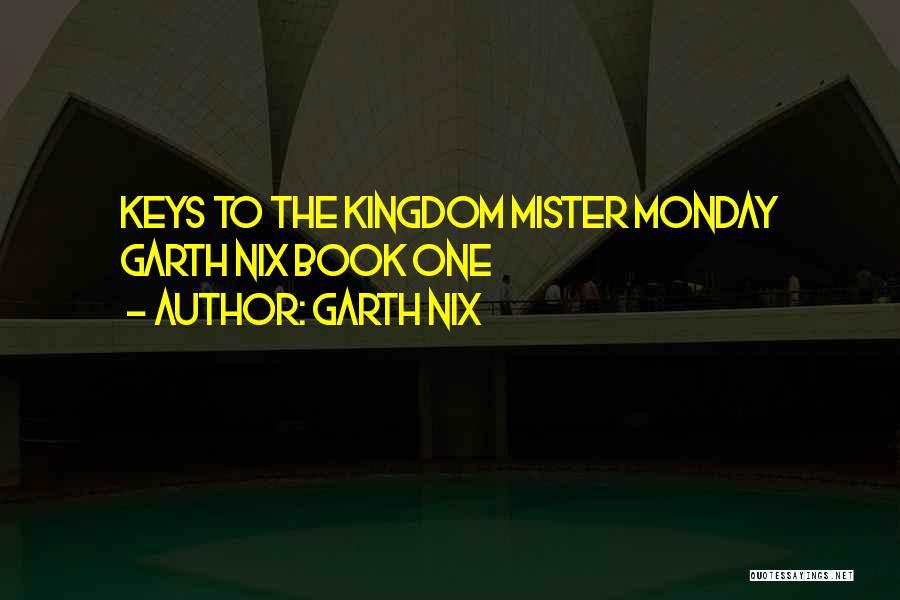 Garth Nix Quotes 625454