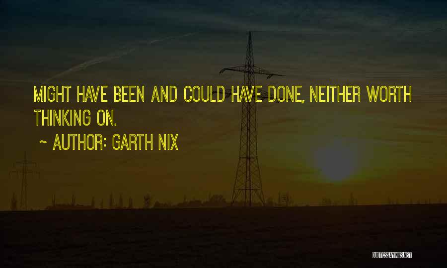 Garth Nix Quotes 660252