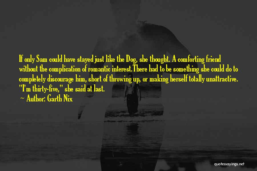 Garth Nix Quotes 702746