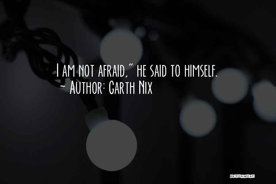 Garth Nix Quotes 791913