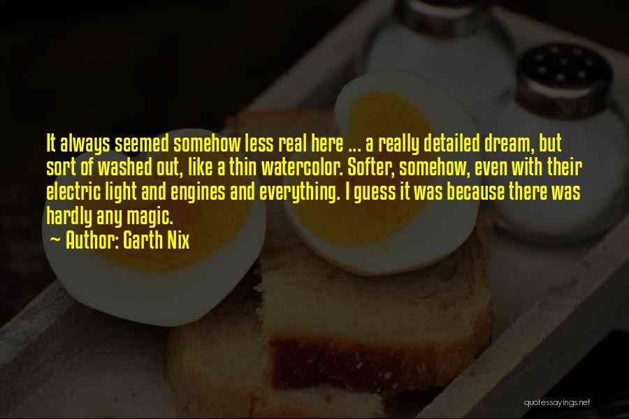 Garth Nix Quotes 971846