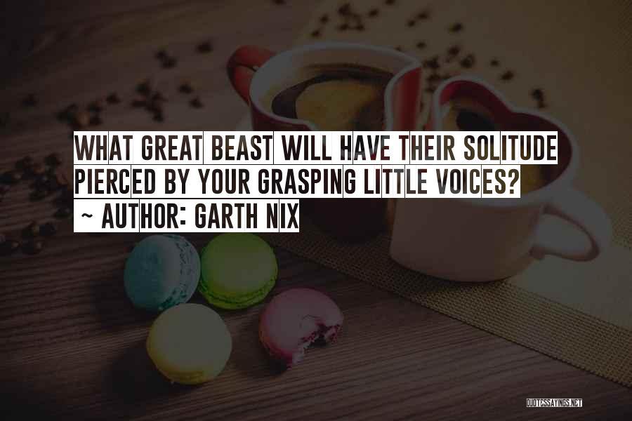 Garth Nix Quotes 986849