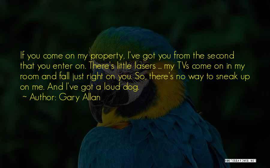 Gary Allan Quotes 799177