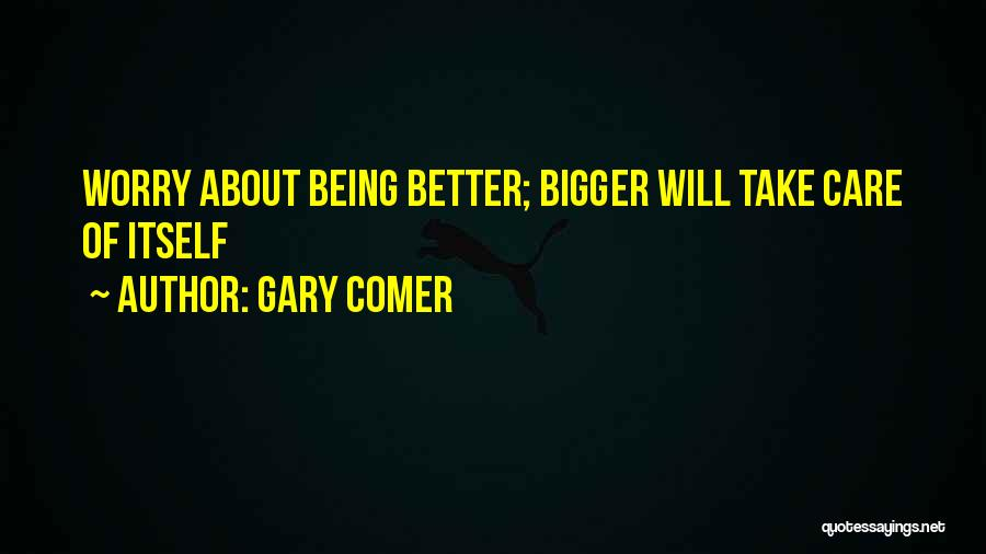 Gary Comer Quotes 1205308