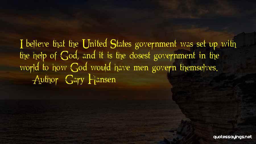 Gary Hansen Quotes 1881325