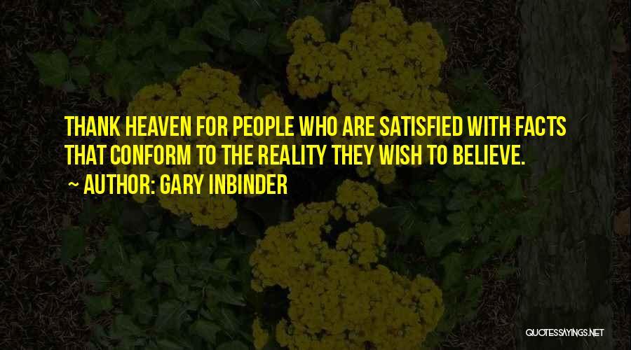 Gary Inbinder Quotes 340429