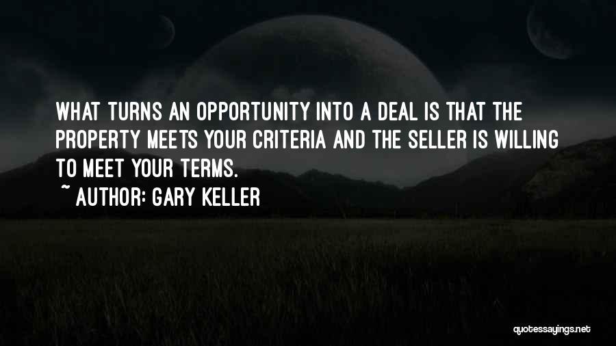 Gary Keller Quotes 1367832