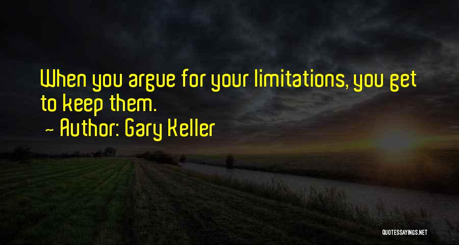 Gary Keller Quotes 994759
