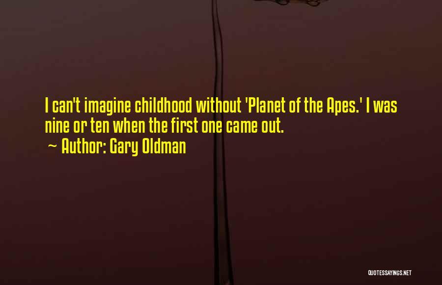 Gary Oldman Quotes 1525726