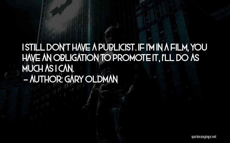 Gary Oldman Quotes 1544531