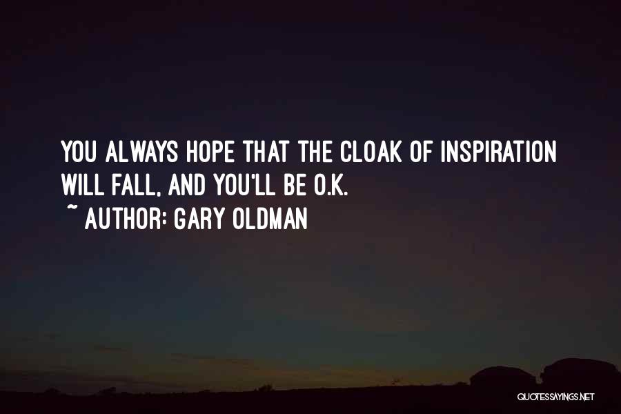 Gary Oldman Quotes 1695361