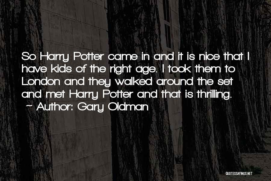 Gary Oldman Quotes 365505