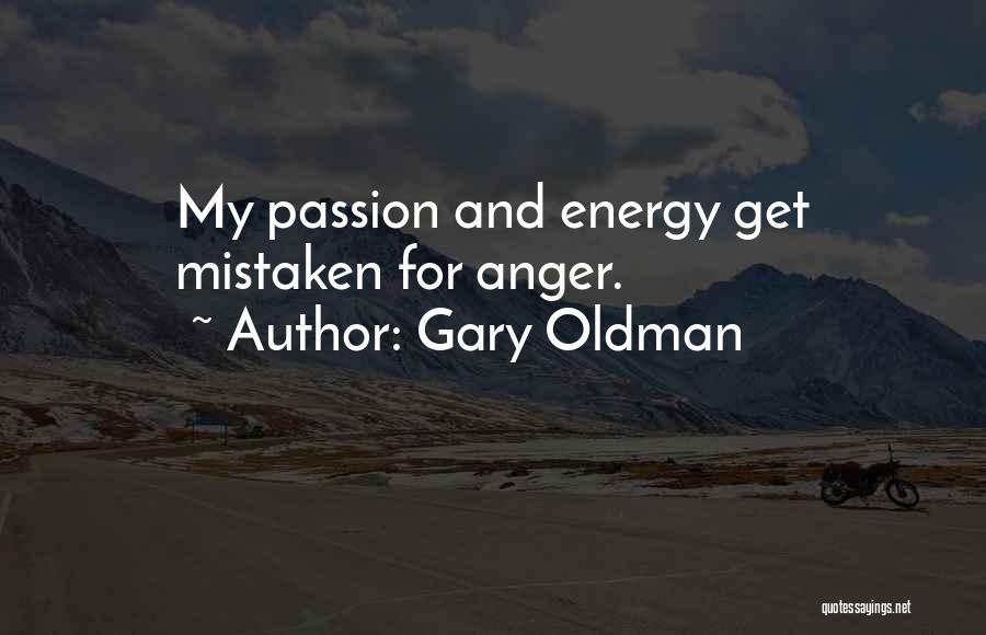 Gary Oldman Quotes 626825
