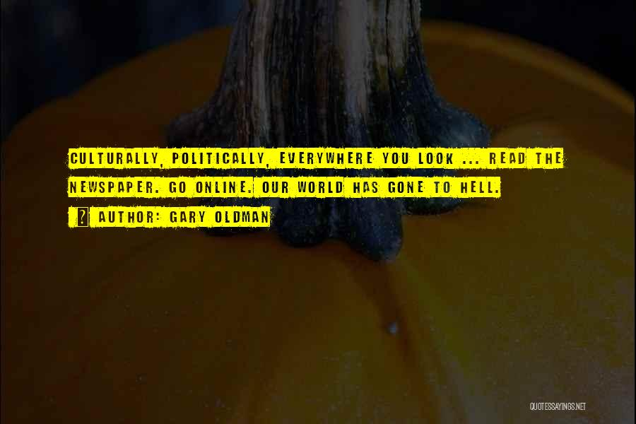 Gary Oldman Quotes 797590