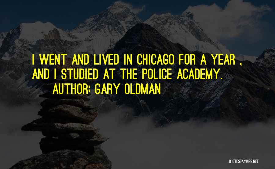 Gary Oldman Quotes 829558