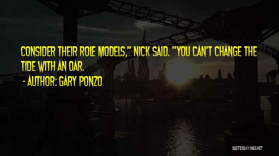 Gary Ponzo Quotes 1375736