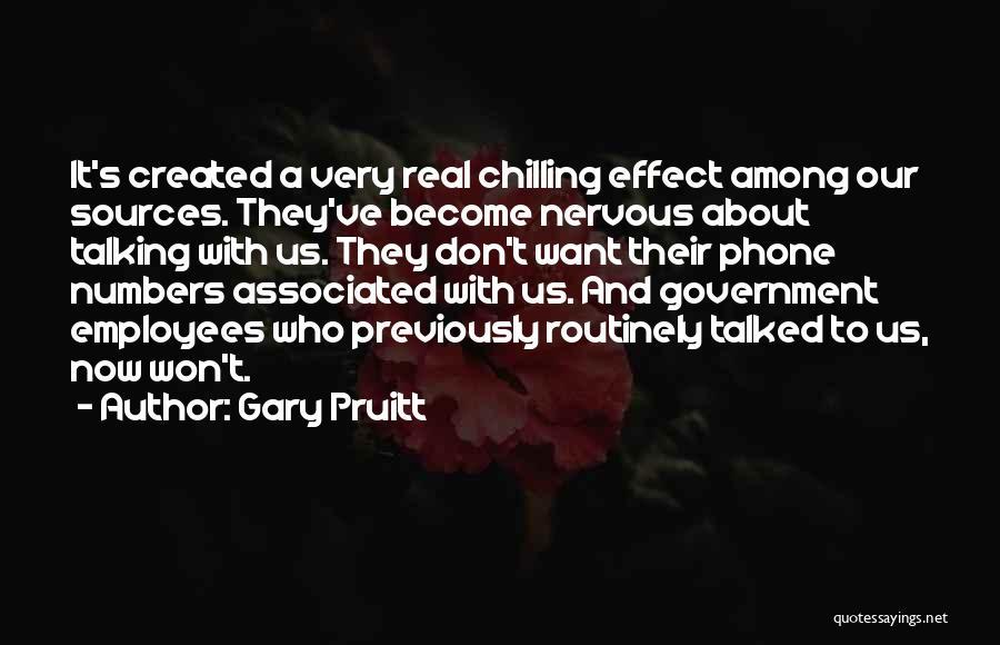 Gary Pruitt Quotes 2158193