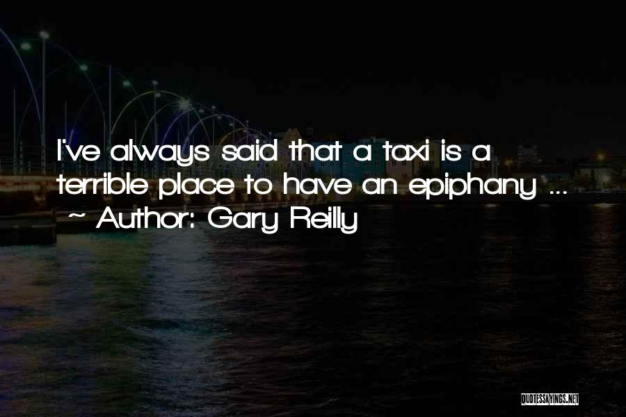 Gary Reilly Quotes 87333