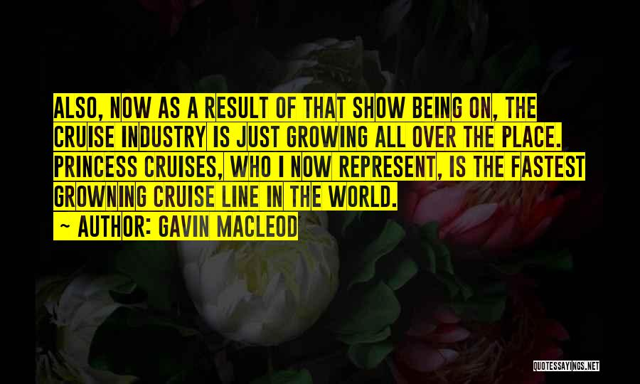 Gavin MacLeod Quotes 1517073