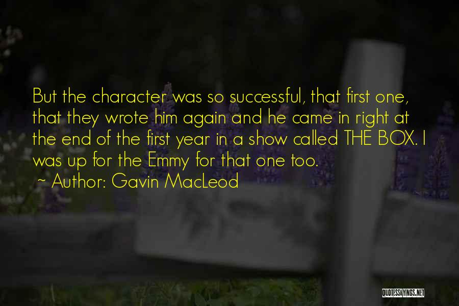 Gavin MacLeod Quotes 177517