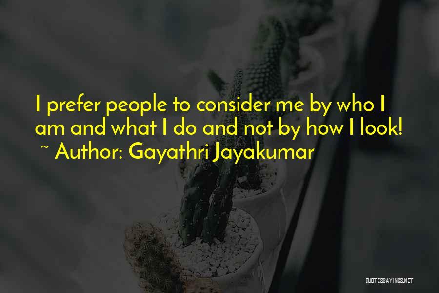 Gayathri Jayakumar Quotes 613569