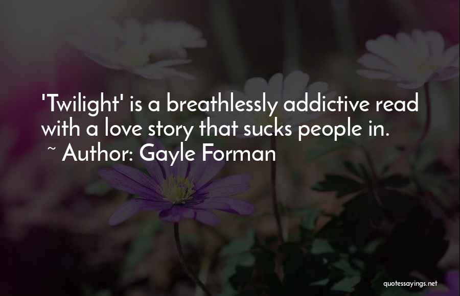 Gayle Forman Quotes 1242345