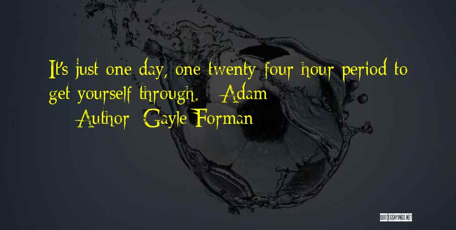 Gayle Forman Quotes 1384402