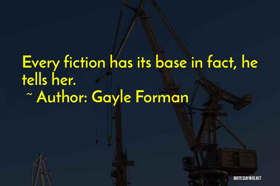 Gayle Forman Quotes 1708430