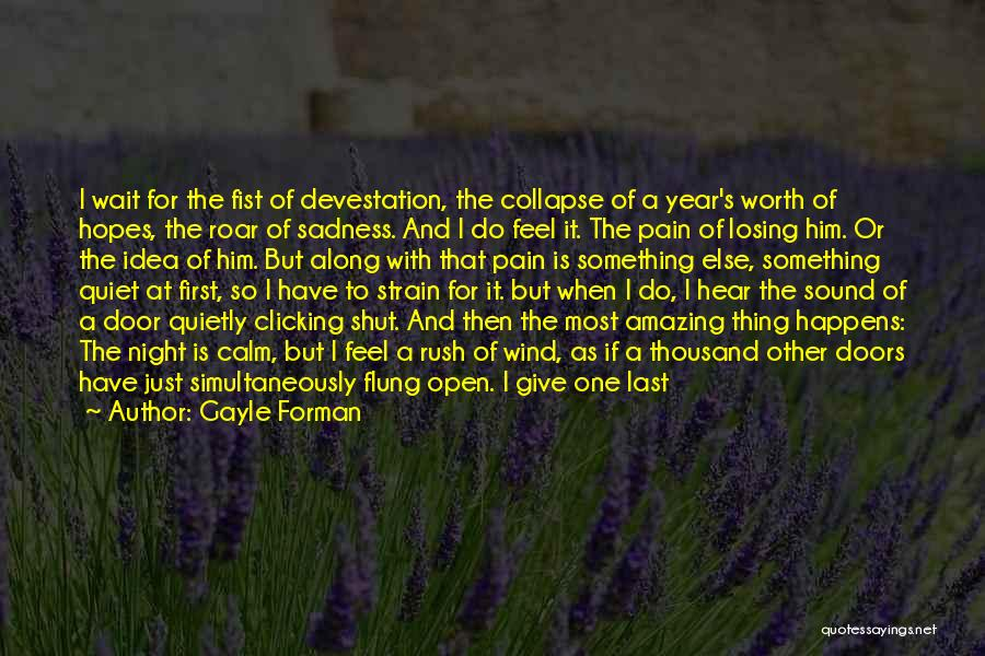 Gayle Forman Quotes 1814626