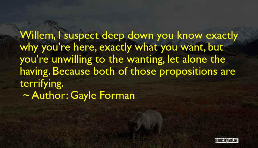 Gayle Forman Quotes 2176896