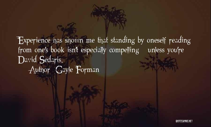 Gayle Forman Quotes 2231133