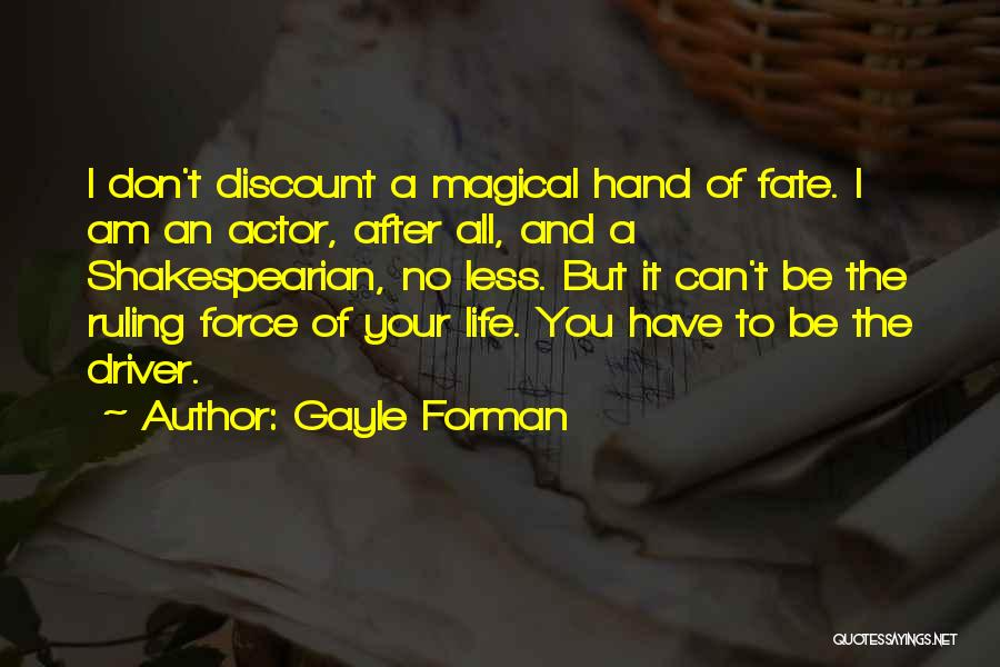 Gayle Forman Quotes 323276