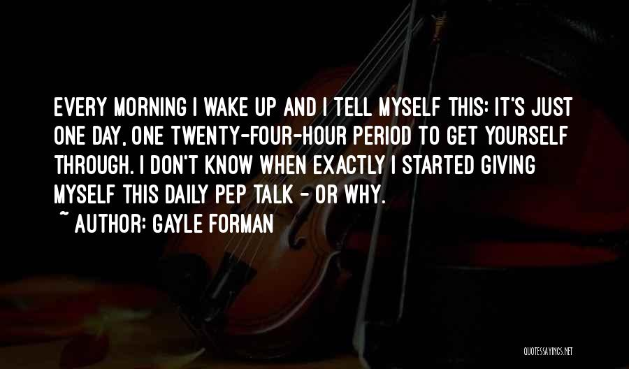 Gayle Forman Quotes 446897
