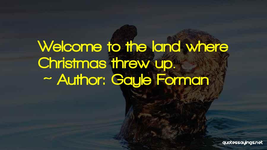 Gayle Forman Quotes 706882