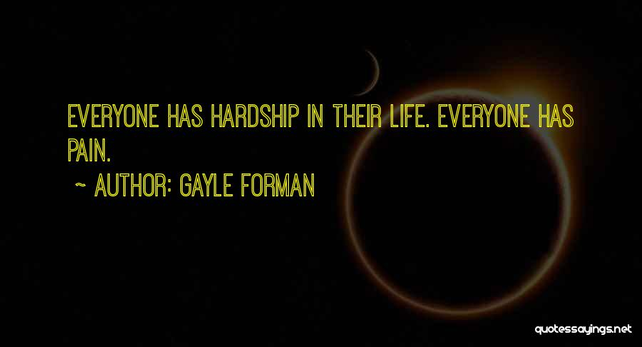 Gayle Forman Quotes 797494